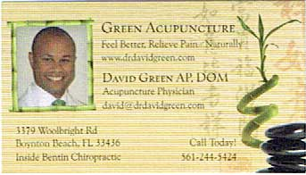 David Green Acupuncture